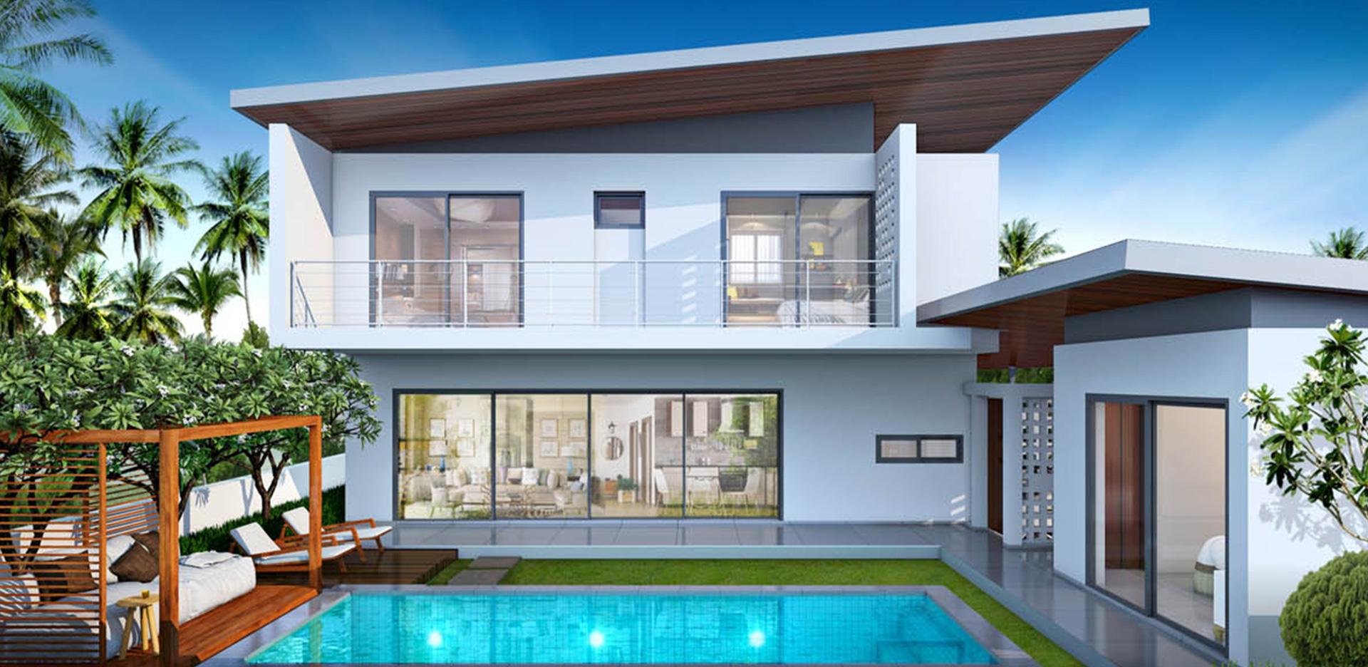 Perfect Twin House • Perfect Homes Samui