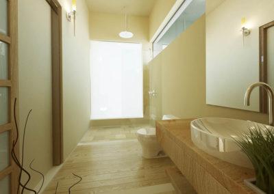 Saitara Peak Villa Bayu (2 Bedrooms) Bathroom