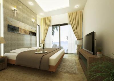 Saitara Peak Villa Bayu (2 Bedrooms) Bedroom