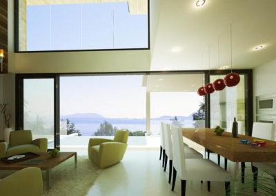 Saitara Peak Villa Bayu (2 Bedrooms) Living room