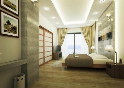 Saitara Peak Villa Danube (3 Bedrooms) Bedroom