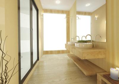 Saitara Peak Villa Zarya (4 Bedrooms) Bathroom